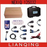 NEXIQ Usb Link Nexiq 125032 + Software Diesel Truck Ditagnos...