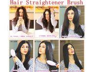 2016 Hot HQT- 906 Hair Straightener Flat Iron Hair irons fast...