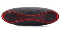 QFX Wireless Bluetooth Speaker TF AUX USB FM Radio with Buil...