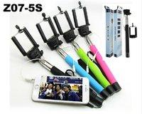 Factory price Z07- 5 plus 5s Wire groove Monopod mini Selfie ...
