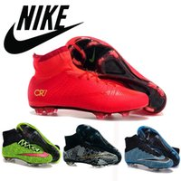 2016 Nike Mercurial Superfly 4 FG Soccer Boots CR7 Cleats Yo...