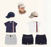 Brand Baby Boys Clothing 3 Piece Set ( Cap + Boys T shirt + ...
