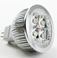 Dimmable Led Spotight MR16 12W 4X3W LED lamp Spotlight 3 yea...