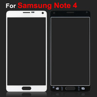 For Samsung Galaxy Note 4 SM- N910 N910 Front Outer Glass Len...