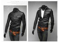 Fashion Designer Jackets Men Leather Jackets Mens Outerwears...