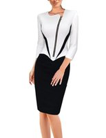 Grace Karin Sexy and Elegant Occident Women Slim Fit 3 4 Sle...
