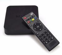 10pcs Lot MXQ Smart TV Box Kodi Amlogic S805 Quad- Core 1GB 8...