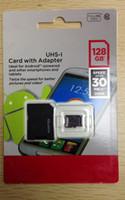 128GB Micro SD tarjeta Clase 10 Robot Android Teléfono inteligente microSDHC 128 GB microSD SDHC UHS-1 UHS-I U1 128GB TF Tarjeta 2014 DHL UPS Free