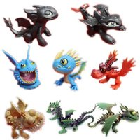 Dragon Action Figures Set Movie How To Train Your Dragon 2 C...
