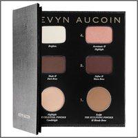 The pre- sale! new Makeup Kevyn Aucoin Contour Book High ligh...