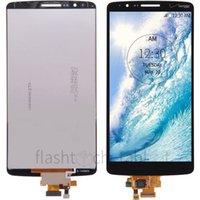 Vente en gros - Haute qualité LG G3 D850 D851 D855 VS985 LS990 Affichage LCD Touch Digitizer Screen Assembly Livraison gratuite DHL