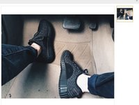 2015 Hot Sale Pirtate Black Yeezy Boost 350 Sneakers 350 Low...