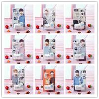 12pairs lot exo member 3. 5mm zipper earphone free shipping