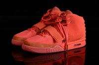 Top Quality Cool !Trainers Kanye West Signs Fans Air 2 &quot...