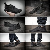 Drop Shipping Free Cheap Famous NMD Runner Primeknit Black 3...