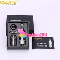 Original Aspire Adjustable Airflow Control Nautilus Tank kit...