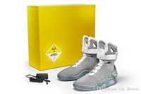2015 Basketball Shoes Limited edition Men Air Mag Marty McFl...