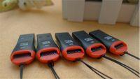 Высокоскоростной адаптер TF Card Reader USB 2.0 Micro SD T-Flash TF M2 чтения карт памяти костюм для 4GB 8GB 16GB 32GB 64GB 128GB