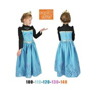 frozen princess elsa costume dress frozen elsa coronation dr...