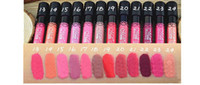 2015 NUEVO MENOW Maquillaje Lipstick antiadherente Copa Lip Gloss 36Colors MENOW MN Meinuo Brillo Labial Velvet Mate Artículo caliente impermeable