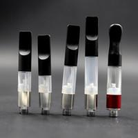 Top BUD tactile Vaporisateur WAX CBD huile atomiseur 510 Cartouche O Pen CE3 0,1 0,3 0,4 0,6 1.0ml vapeur épaisse fumer Waxy Mini réservoir DHL AT068