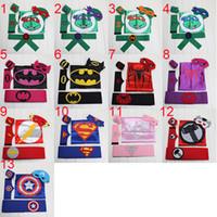 Superheroes TMNT superman Captain America spiderman supergir...