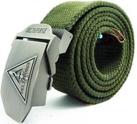 A23 Brand New Canvas Belt for Man Military Delta Force Belt ...