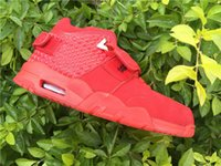 Air Cruz Red October Basketball Shoes Cheap Men Sports Shoes...