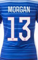 soccer jerseys 2015 women Away LLOYD O REILLY KRIEGER unifor...