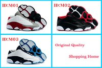 2015 New Mens Retro 13 basketball shoes Best Discount Sports...