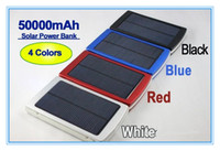 High Capacity 50000 mah Solar Charger and Battery 50000mAh S...