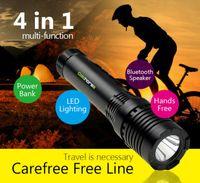 2015 Waterproof Portable Bicycle Bluetooth Speaker with Mult...
