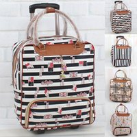 Hot Sales Travel Suitcase Large Capacity Boarding Trolley Tr...