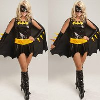 Womens Batman Costume