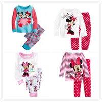 Mickey Minnie Mouse Boys Girl' s Sleeping Wear Night Clo...