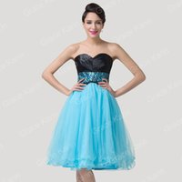 Grace Karin Cocktail Evening Prom Party Gown Bridesmaid Home...