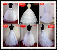 2015 Free Shipping Lowest Petticoat Underskirt for Brides Fr...
