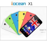 Iocean X1 MTK6582 Quad Core Smartphones 1GB RAM 8GB ROM 2. 0+...