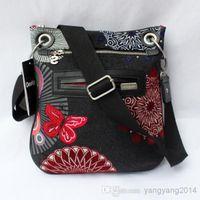2015 New Desigual Butterfly Shoulder Tasche Handtasche Bag Handbag Purse New 94