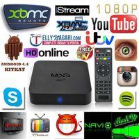 2015 MX MXQ TV BOX Amlogic S805 Quad Core Android 4. 4 4K Mov...