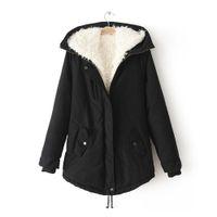 Womens Thick Fleece Coat Jacket UK | Free UK Delivery on Womens ...