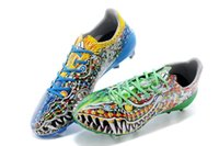 2015 Best Football Shoes FG F50 Yamamoto Soccer Shoes Men So...