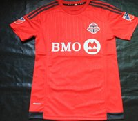 USA Club Team Toronto FC 15- 16 Home Soccer Jerseys Thai Qual...