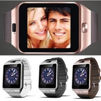 DZ09 montre intelligente GT08 U8 A1 Wrisbrand iPhone Android iwatch Smart SIM montre téléphone intelligent intelligent peut enregistrer l'état de sommeil Smart iwatch
