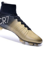 Newest Cristiano Ronaldo CR7 Soccer Shoes Men 2017 Brand Spo...