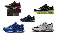 with box New Nike Flyknit Air Max 2016 airmax Training Shoes...