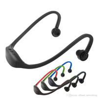 Stéréo US Stock! S9 Bluetooth sans fil pour casque écouteurs écouteurs Sport Neckband casque écouteurs Avec Retail Package Livraison gratuite
