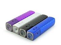 2015 high quality 2600mAh Mascara style External Battery Pac...