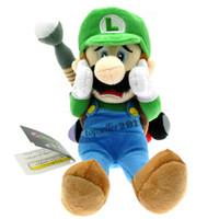 Super Mario Bros Luigi Mansion2 plush toy 22cm 9inches plush...