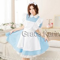 Grace Karin Sexy Quality Fashion Girl Maid Waitress Sets Cos...